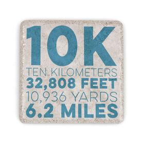 Running Stone Coaster 10K
