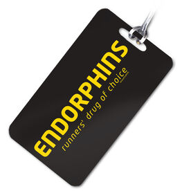 Endorphins Personalized Sport Bag/Luggage Tag