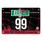 Virtual Race - 1st Annual Elm Street 5K Road Race (2021)