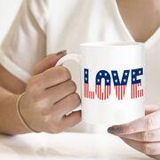 Coffee Mug - Patriotic Love