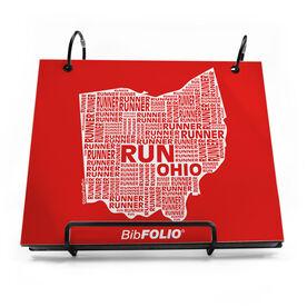 Ohio State Runner BibFOLIO