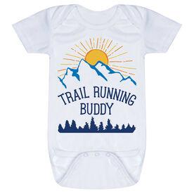 Running Baby One-Piece - Trail Running Buddy