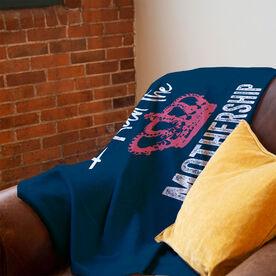 Running Premium Blanket - I Run The Mothership