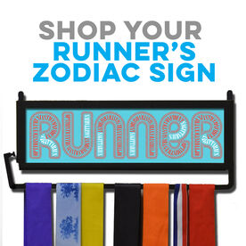 Click to Shop all Running Zodiac Medal Hangers