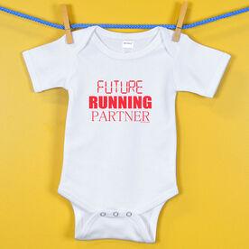 Baby One-Piece Future Running Partner
