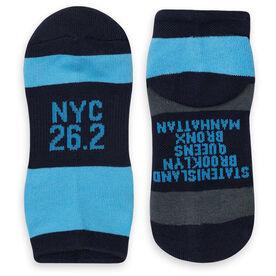 Socrates® Woven Performance Sock - NYC 26.2