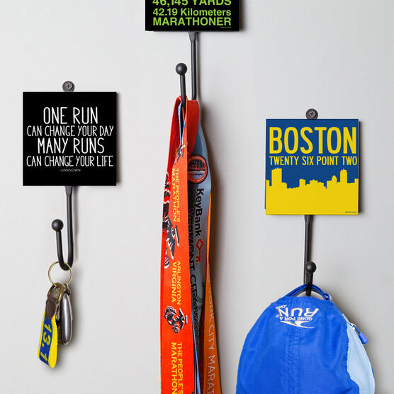Running Medal Hook - Change Your Life