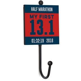 Running Medal Hook - My First 13.1