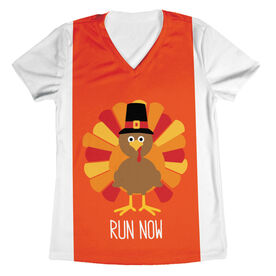 Women's Running Short Sleeve Tech Tee - Pilgrim Turkey
