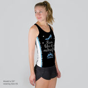 Women's Performance Tank Top - Run Like It's Midnight