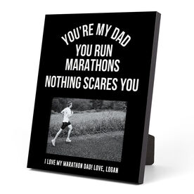 Running Photo Frame - You're My Dad You Run Marathons