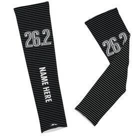 Printed Arm Sleeves 26.2 Marathon (Dimensional)