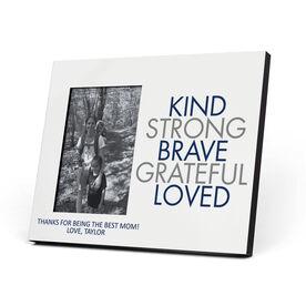 Photo Frame - Kind & Strong