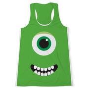 Women's Performance Tank Top - Monster Eye