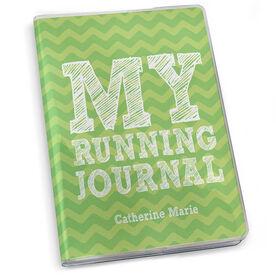 GoneForaRun Running Journal - My Running Journal with Chevron