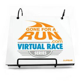 BibFOLIO® Race Bib Album - Virtual Race Series Logo
