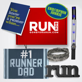 RUNBOX™ Gift Set - Runner Dad