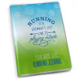 GoneForaRun Running Journal Playing Outside