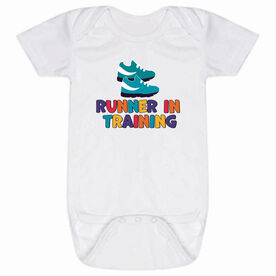 Running Baby One-Piece - Runner in Training