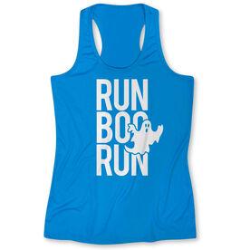 Women's Performance Tank Top - Run Boo Run