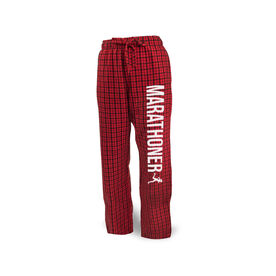 Running Lounge Pants - Marathoner Girl