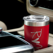 Running 20 oz. Double Insulated Tumbler - Run Heart