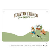 Virtual Race - Country Church Scramble 1Mile/5K (2020)