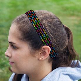 Running Julibands No-Slip Headbands - Run Pattern