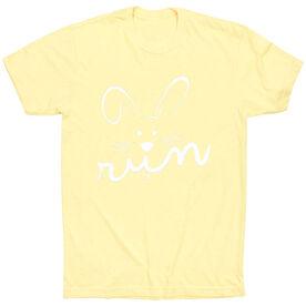 Running Short Sleeve T-Shirt - Hoppy Run