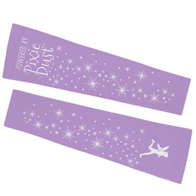 Running Printed Arm Sleeves - Pixie Fairy