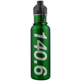 140.6 24 oz Stainless Steel Water Bottle