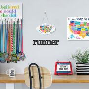 Running Cloud Sign - States I've Run