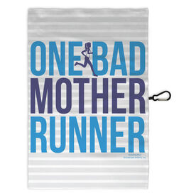 Running Workout/Golf Towel One Bad Mother Runner