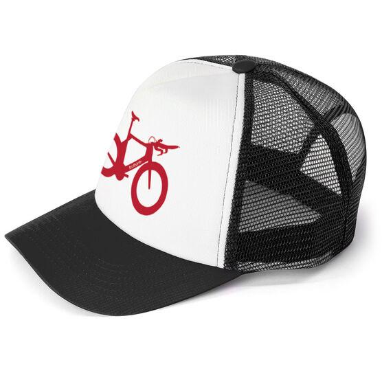 29a61c1e1 Triathlon Trucker Hat Tri Bicycle