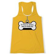 Women's Performance Tank Top - Yellow Dog