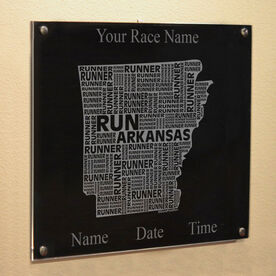 Arkansas State Runner Wall Art