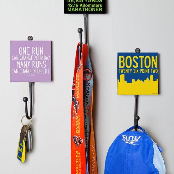 Running Medal Hook - Change Your Life