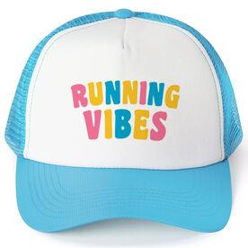 Running Trucker Hat - Running Vibes