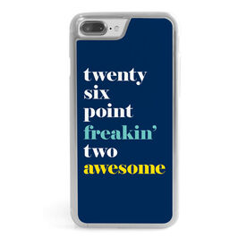 Running iPhone® Case - Run Mantra (Awesome)