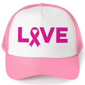 Running Trucker Hat - Love