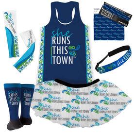 SRTT Running Outfit
