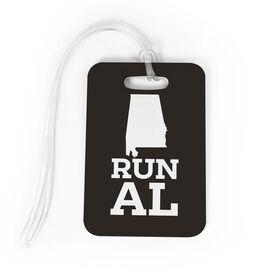 Bag/Luggage Tag Alabama State Runner