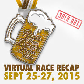 Run Now Beer Later Virtual 10K
