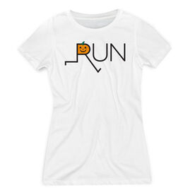 Women's Everyday Runners Tee - Let's Run For Jack