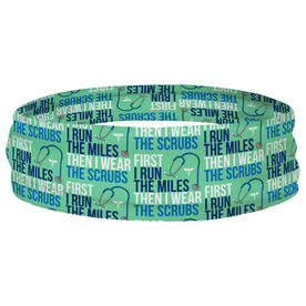 Running Multifunctional Headwear - Then I Wear The Scrubs RokBAND