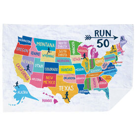 Running Premium Blanket - Run 50