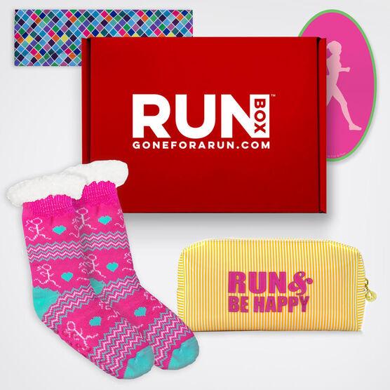 RUNBOX™ Gift Set - Runner Girl