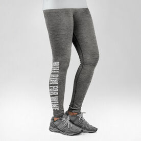 Running Performance Tights Will Run For Wine