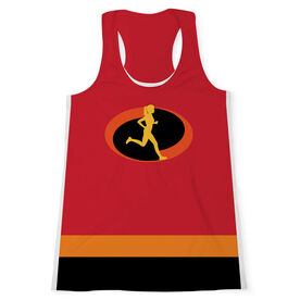 Women's Performance Tank Top - Incredible Runner