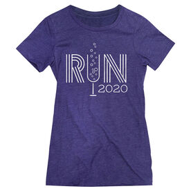 Women's Everyday Runners Tee - Resolution Run 2020